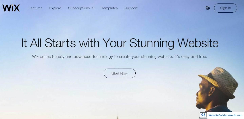 wix-homepage